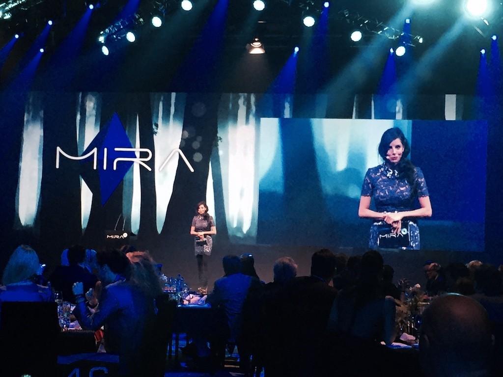 Mira Award von SKY