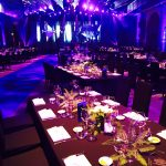 Mira Award von SKY großer After-Show-Party