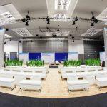 Messe-Bau : Dialogforum Platform