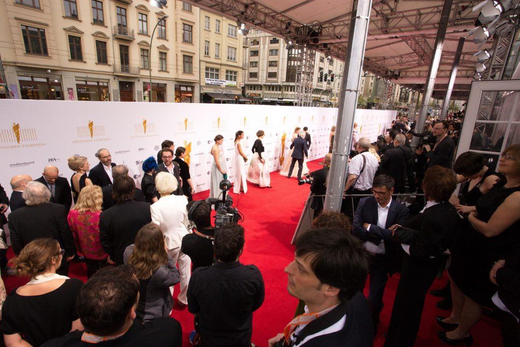 Red Carpet Deutscher Filmpreis